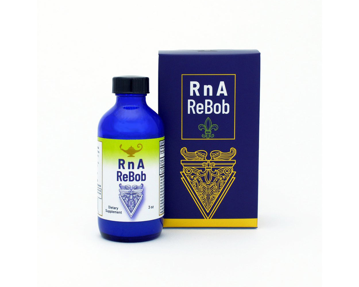 RnA ReBob. Nature's Perfect Nutrient