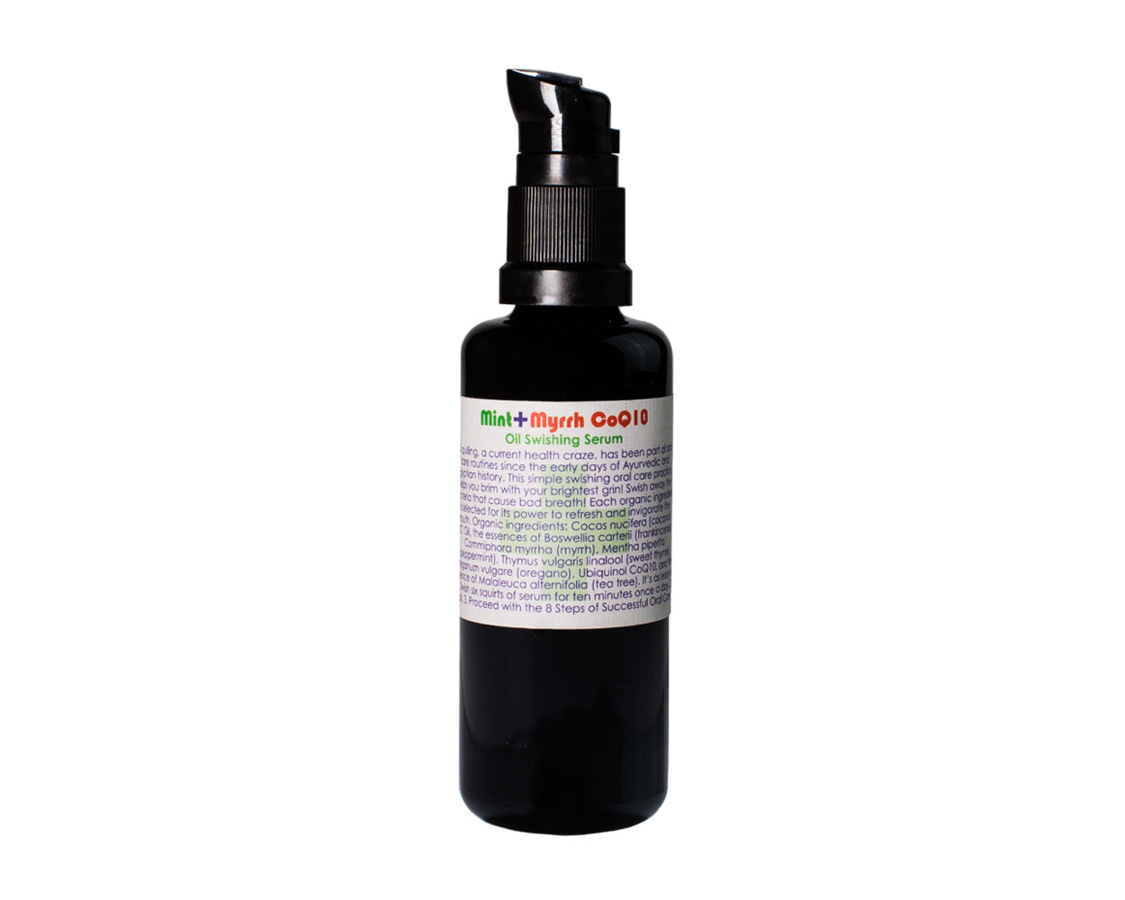 Mint + Myrrh Oil Swishing Serum