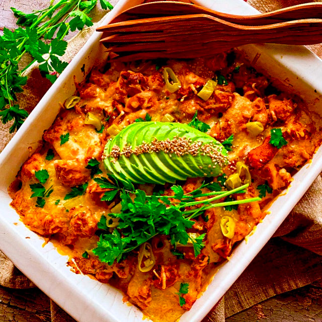 Green Pleasure opskrift: Lasagne med butternut