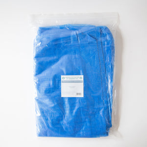DISPOSABLE BLUE CHEESECLOTHS - Pack of 20