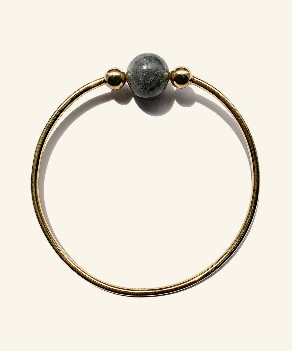 Golden Orb Arm ring