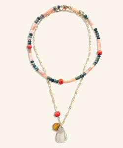 Gaia Necklace