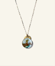Load image into Gallery viewer, Ocean Jasper Solar Necklace