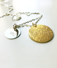 Load image into Gallery viewer, Double Coin Necklace