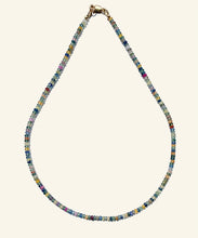 Load image into Gallery viewer, Sapphire Rainbow Necklace