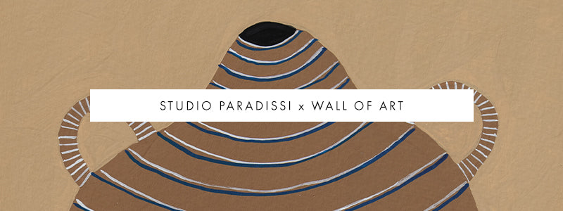 Studio Paradissi x Wall Of Art