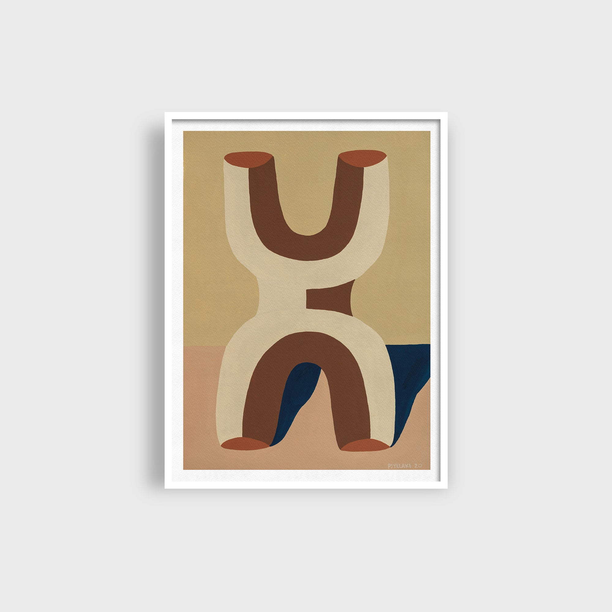 Studio Paradissi Limited Edition Art Print - Geometric 01