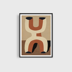 Studio Paradissi Limited Edition Art Print - Geometric 03