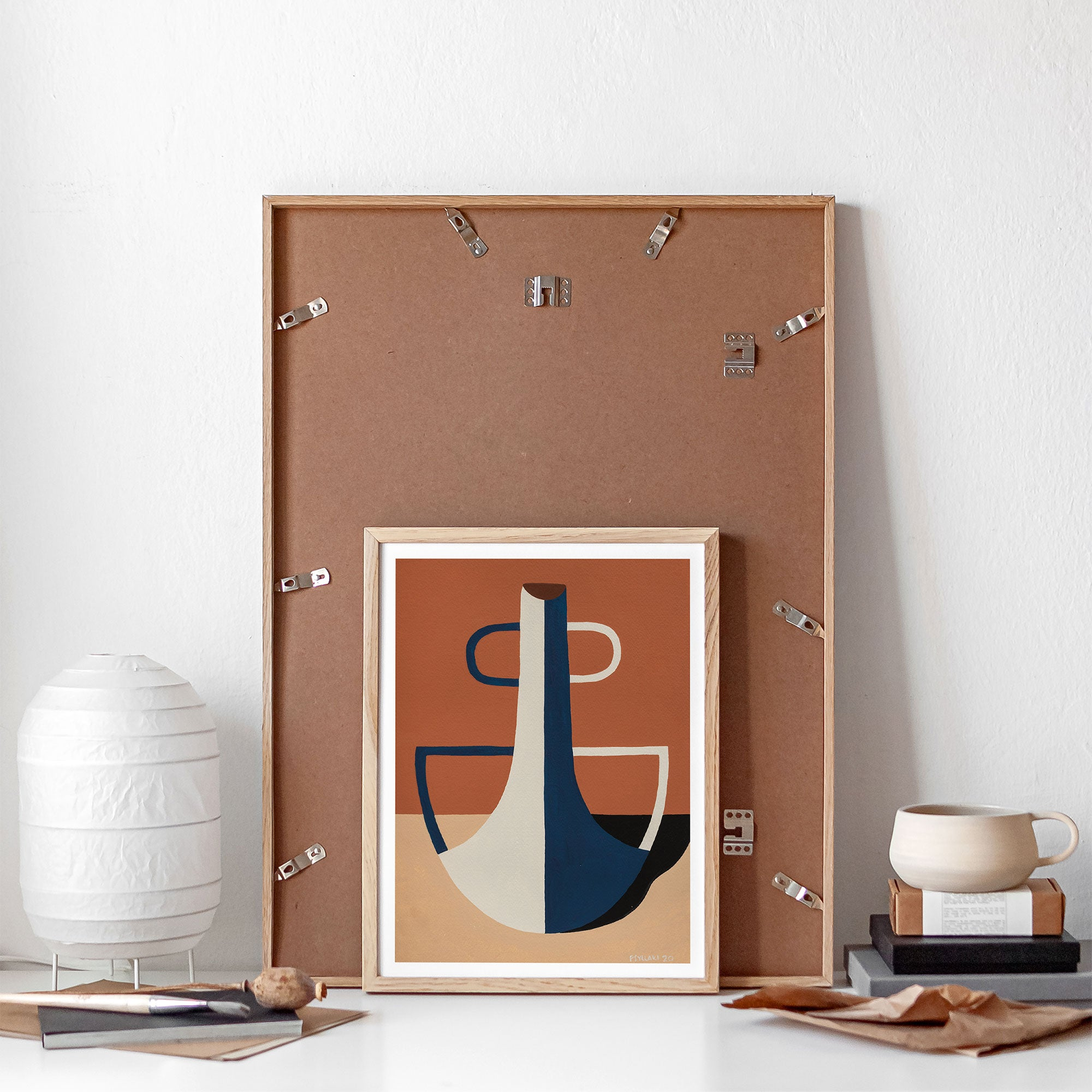 Studio Paradissi Limited Edition Art Print - Geometric 05