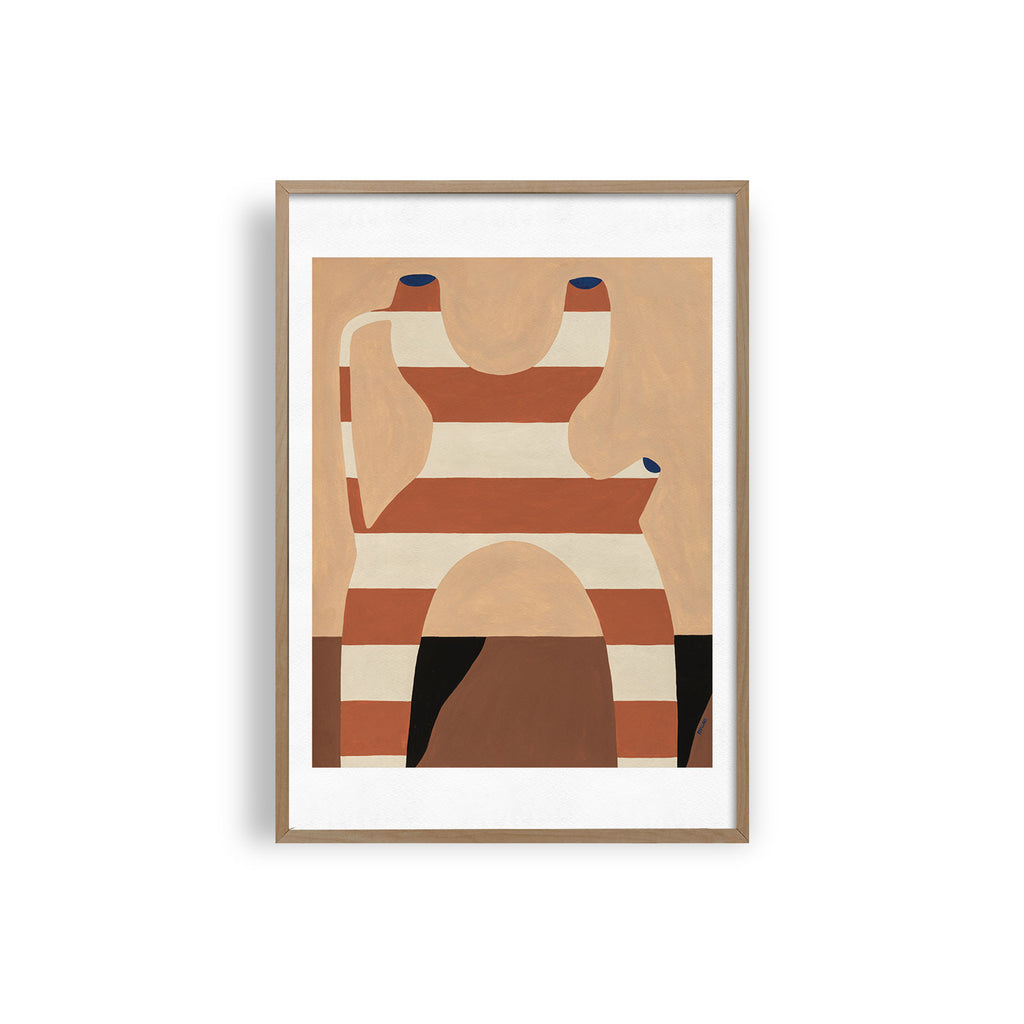 Studio Paradissi Fine Art Print - Stripes 02