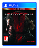 Metal Gear Solid: The Phantom Pain - Preowned
