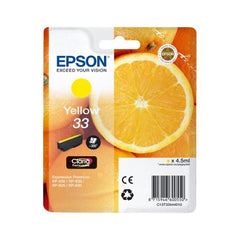 Epson 33 Yellow Original