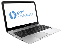 HP Touchsmart Envy 15