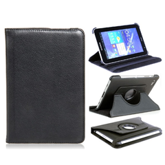 "Samsung Galaxy Tab 2 P6200 / P3100 7"" Swivel Case (Black)"
