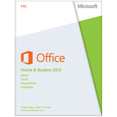 Microsoft Office 2013 - Home & Student