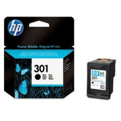 HP 301 Black Original