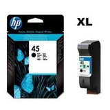 HP 45 Black Original