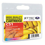Canon 51 Colour Jettec Compatible