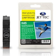HP 45 Black Jettec Compatible