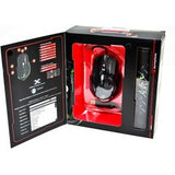 Leviathan ELE- G1 Ergonomic Laser Gaming Mouse w/ Gaming Mouse Mat