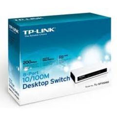TP-LINK 8 Port Desktop Switch 10/100Mbps