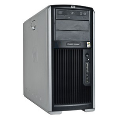 HP Workstation XW8400