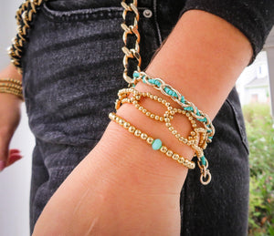 FREEDOM BRACELET - The Daily Halie