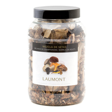 Mixture of Dried mushrooms 200g