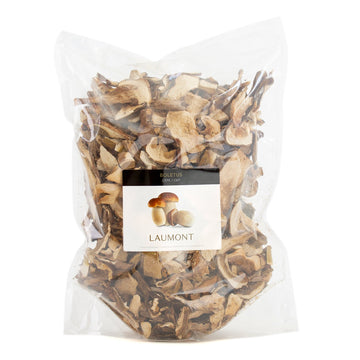Dried wild boletus fine cut 500g