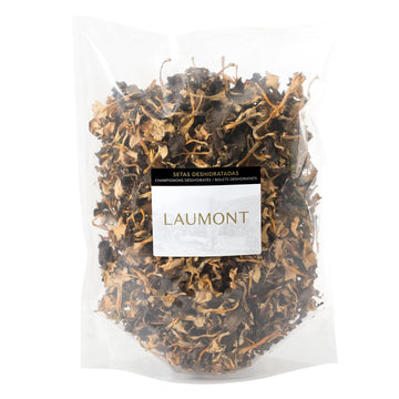 Dried Yellow Food - Cantharellus lutescens in 500g bag