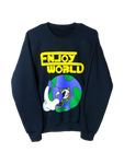 Future World Crewneck (Black)