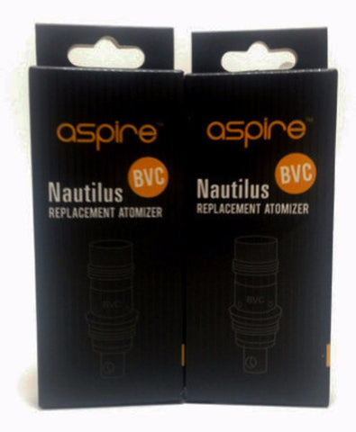 Aspire Nautilus BVC Coil Replacement - 5 Pack