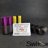 20700  Flask Style Battery Holder