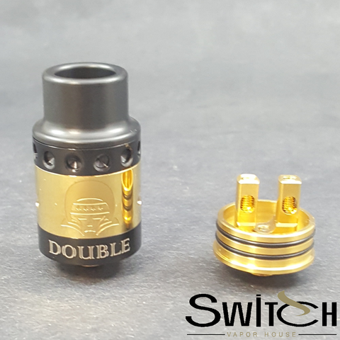 Double Vision RDA By Compvape
