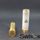 Limitless Hybrid Mech Mod and Sleeve Kit by Limetless Mod Company