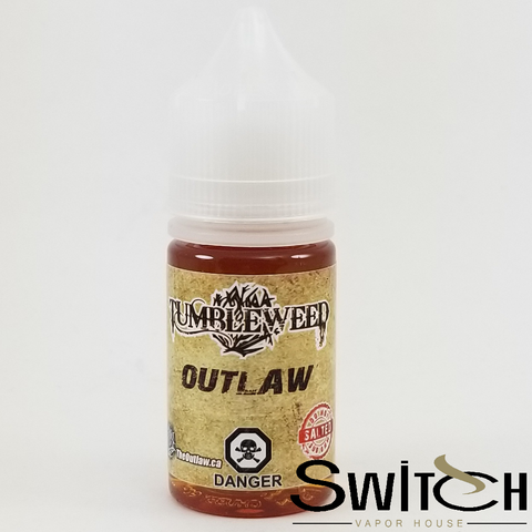 Tumbleweed Old Timey Ejuice Salted