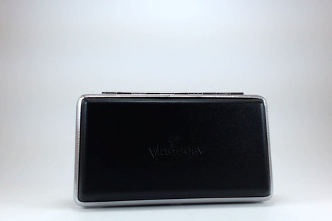 VapeOnly - C2 Carry Case - Black and Silver