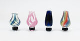 Glass Tips - Assorted styles and colors