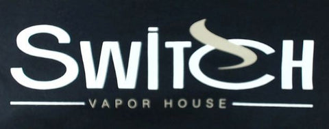 Switch Vapor House T-shirt - Black