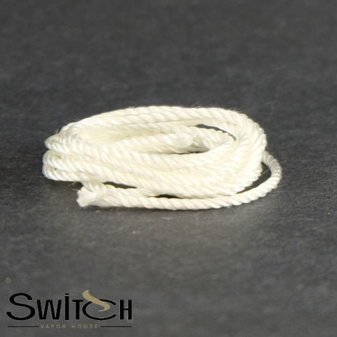 Silica Wick 2mm Diameter - 1 meter length
