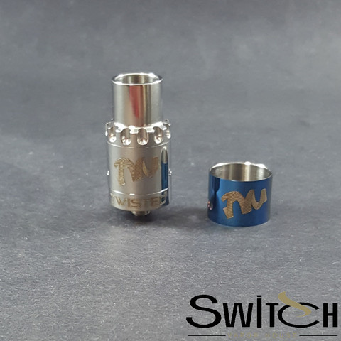 Twisted Messes RDA By Compvape & Twisted Messes