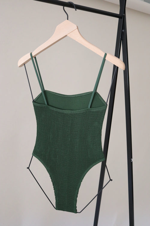 SALADETA SWIMSUIT | GREEN