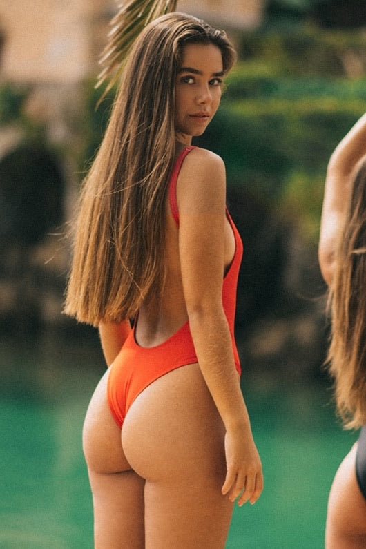 TRÓIA SWIMSUIT | RED