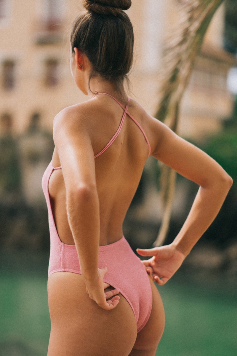 PARIS SWIMSUIT | PINK BALLERINA