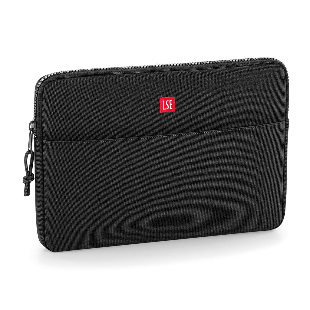 LSE Logo 15'' Laptop Case Black