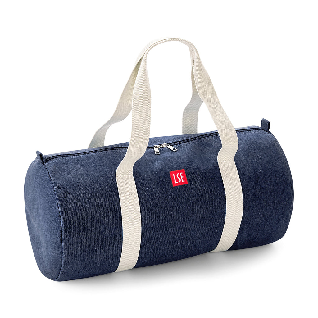 LSE Logo Bag - Denim