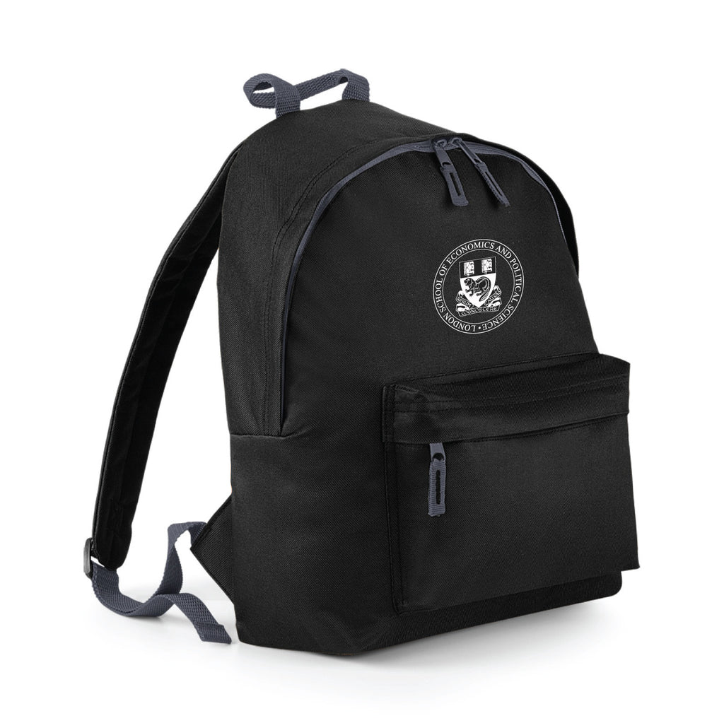 Crest Back Pack Black