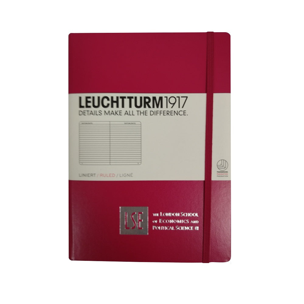 Leuchtturm Notebook - Berry