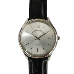 LSE Ultra Slim Ladies Stainless Steel Watch in Silver
