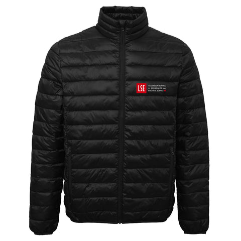Men's Terrain Padded Jacket - Black